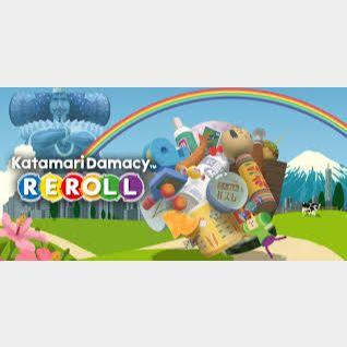 Katamari Damacy Reroll - (Instant Delivery)