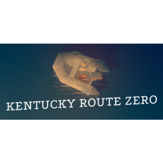 Kentucky Route Zero (Instant Delivery)