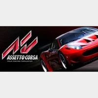 Assetto Corsa + Dream Pack 1-3 - (Instant Delivery)