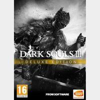 DARK SOULS III Deluxe Edition - (Instant Delivery)