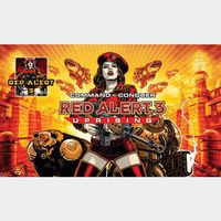 Command & Conquer: Red Alert 3 - Uprising - (Instant Delivery)