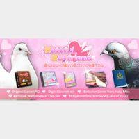 Hatoful Boyfriend Collector's Edition - (Instant Delivery)