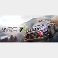 WRC 7 FIA World Rally Championship  - (Instant Delivery)