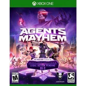 Agents of Mayhem Xbox One Digital Code (US)