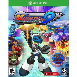 Mighty No. 9 Xbox One Digital Code (US)