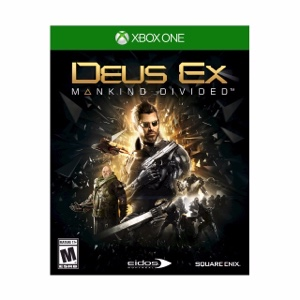 Deus Ex Mankind Divided Digital Code for Xbox One