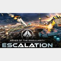 Ashes of the Singularity: Escalation Steam Key