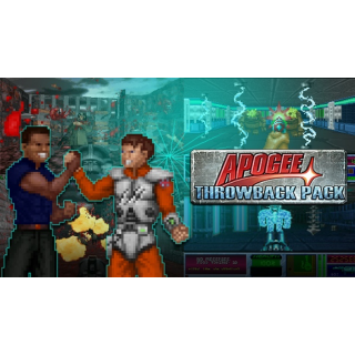 The Apogee Throwback Pack Steam Key