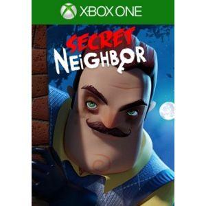Secret Neighbor Xbox One Digital Code (US)