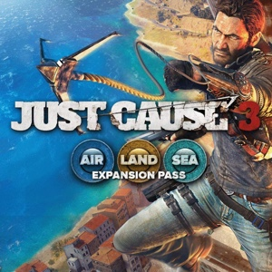 ULTRA DEAL! 2$ 90% OFF Just Cause 3 - Land, Sea, Air Expansion Pass - PS4 [Digital Code]