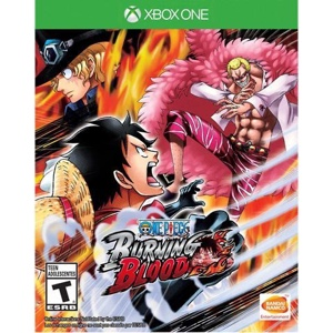 One Piece: Burning Blood Xbox One Digital Code (US)