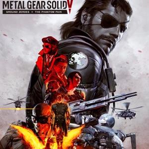 METAL GEAR SOLID V: THE PHANTOM PAIN + GROUND ZEROES Xbox One Digital Code (US)