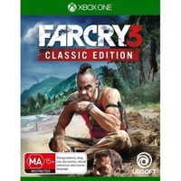 Far Cry® 3 Classic Edition Xbox One Digital Code (US)