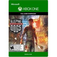 Sleeping Dogs™ Definitive Edition Xbox One Digital Code (US)