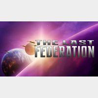 The Last Federation Steam Key