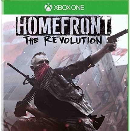 Homefront The Revolution Xbox One Digital Code (US)