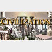 Sid Meier's Civilization IV Steam Key