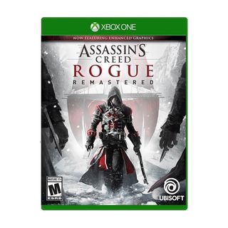 Assassin's Creed® Rogue Remastered Xbox One Digital Code (US)