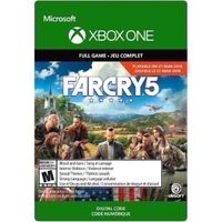 Far Cry® 5 Xbox One Digital Code (US)