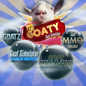 Goat Simulator: The GOATY Xbox One Digital Code (US)