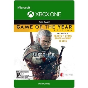 (Region Argentina) The Witcher 3: Wild Hunt – Complete Edition Xbox One Digital Code (Argentina)