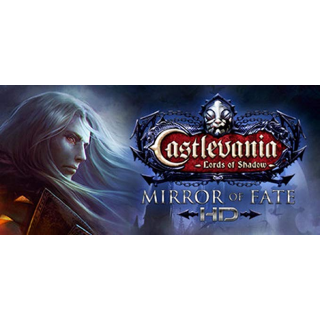 Castlevania: Lords of Shadow – Mirror of Fate HD Steam Key