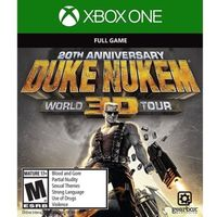Duke Nukem 3D: 20th Anniversary World Tour Xbox One Digital Code (US)