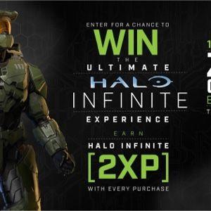 Halo Infinite 2XP Codes (2 hours)