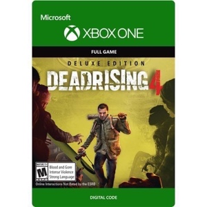 Dead Rising 4 Deluxe Edition Xbox One Digital Code (US)
