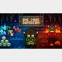 One More Dungeon Steam Key