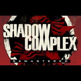 Shadow Complex Remastered Steam Key