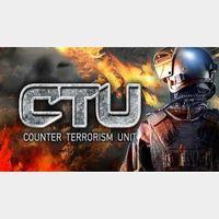 CTU: Counter Terrorism Unit Steam Key