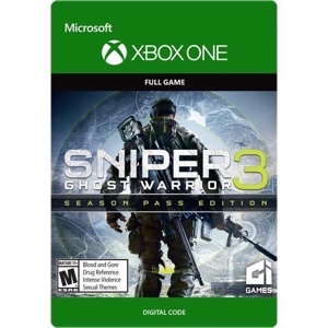 Sniper Ghost Warrior 3 Season Pass Edition Xbox One Digital Code (US)
