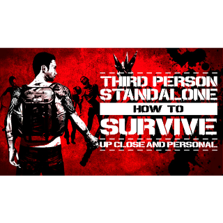 How To Survive: Third Person Standalone Steam Key