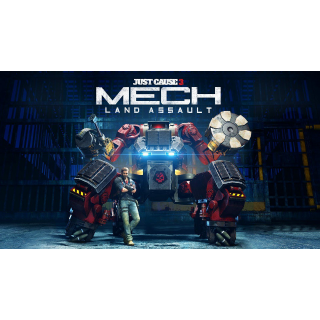 Just Cause 3™ Mech Land Assault DLC Xbox One Key