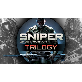 Sniper : Ghost Warrior Trilogy Steam Key