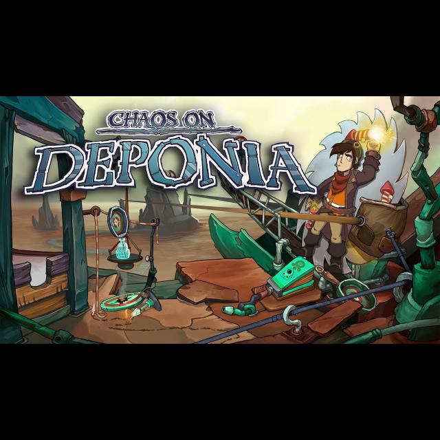 Chaos on Deponia Steam Key