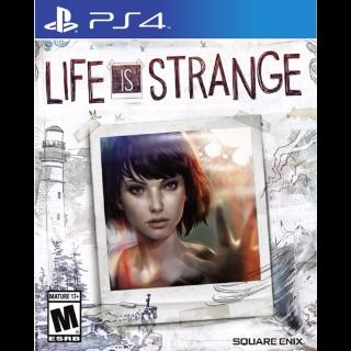 FLASH SALE! 5$ Life is Strange 1 Full Game (Season Pass - Episodes 2-5) PSN PS4 Digital Code