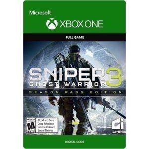 Sniper Ghost Warrior 3 Season Pass Edition Xbox One Digital Code (US)