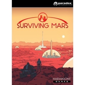 Surviving Mars Xbox One Digital Code (US)