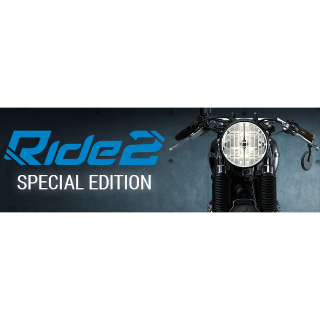 90% OFF ! Ride 2 Special Edition PS4 Digital Code US & Canada