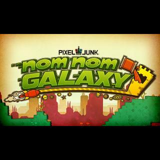 PixelJunk™ Nom Nom Galaxy Steam Key