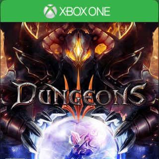 Dungeons 3 Xbox One Digital Code (US)