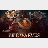 We Are The Dwarves Steam Key