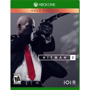 HITMAN 2 Gold Edition Xbox One Key