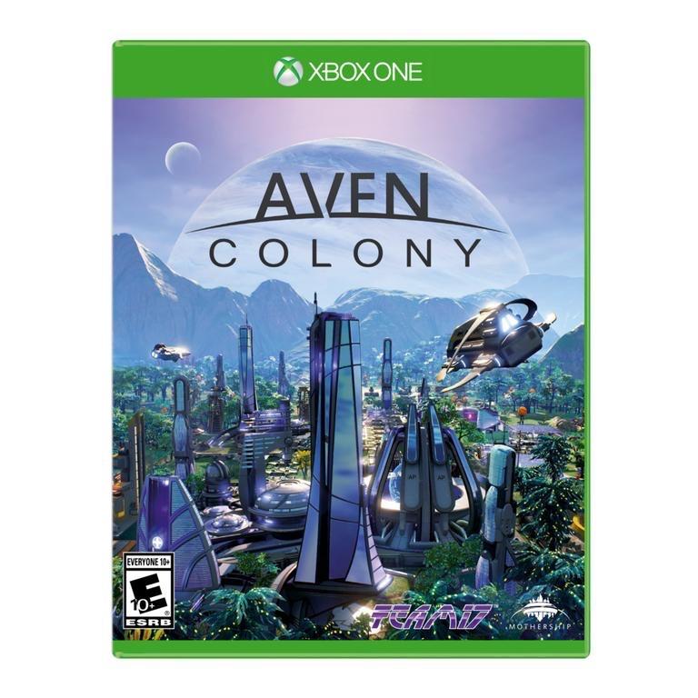 Aven Colony Xbox One Digital Code (US)