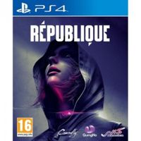 Republique : Remastered (Full Game) PS4 Digital Code (US/Canada)