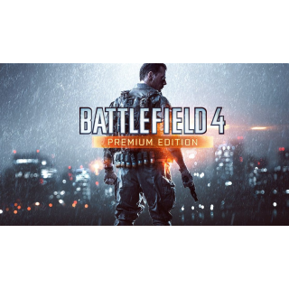Battlefield 4 Premium Edition Origin Key Global Instant Delivery!