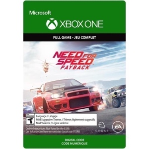 Need for Speed : Payback Xbox One Digital Code (US)