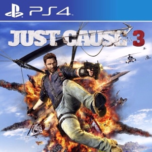 5$ !!!! Full Game - Just Cause 3 PS4 PSN Code